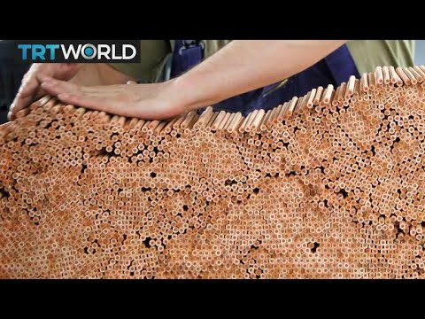Money Talks: Nuremberg pencil makers drive German economy