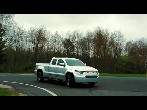 This electric pickup truck may beat Tesla to the punch