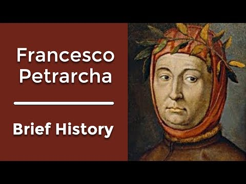 Brief History of Petrarch