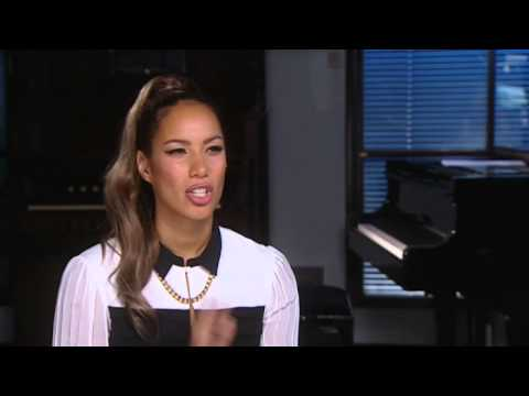 X Factor Star Leona Lewis Talks About Her Relationship With Simon Cowell