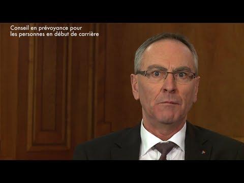 Conseil en prèvoyance: Nouveau dans la profession - Patrick Riquen, Agence générale Neuchâtel