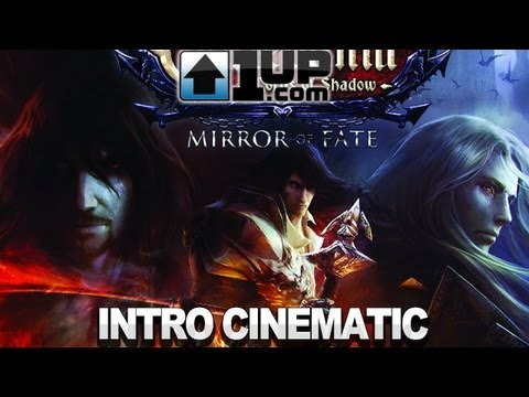 Castlevania: Mirror of Fate - Gameplay Intro