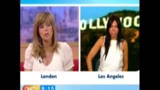 GMTV Katie Price/Peter Andre Breakup Exclusive 12.05.09