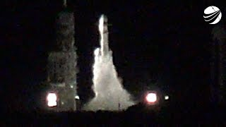 SpaceX - Falcon Heavy - Wet Load All Boosters  01-20-2018