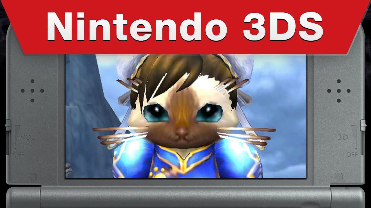 Nintendo 3DS - Monster Hunter 4 Ultimate May DLC Trailer