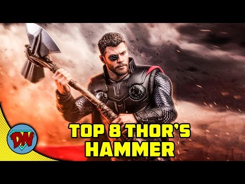 Top 8 Hammers of Thor | Explained in Hindi