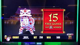 Huge $250 LIGHTNING LINK SPINS   BIG HAPPY LANTERN JACKPOTS WINS