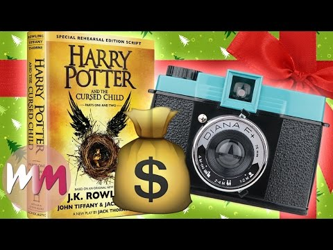 Top 10 Best Christmas Gifts Under $50 in 2016