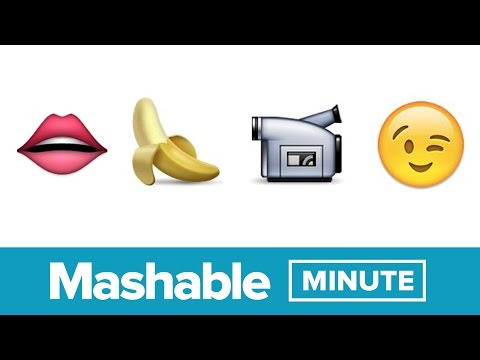 These Emojis Will Freak You Out | Mashable Minute | With Elliott Morgan