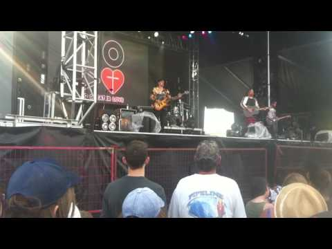 7eventh Time Down-- No Greater Love Music Festival--Morley Alberta