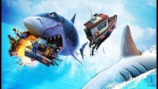 Hungry Shark Evolution    игра Для детей  Эволюция голодной акулы