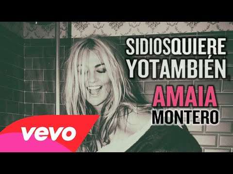 Amaia Montero - Si Dios Quiere Yo También (Álbum Completo)