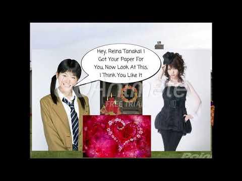 Aika Mitsui And Reina Tanaka Hugging As Their Heart