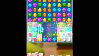 Candy Crush Friends Saga Level 207 - NO BOOSTERS 👩‍👧‍👦 | SKILLGAMING ✔️