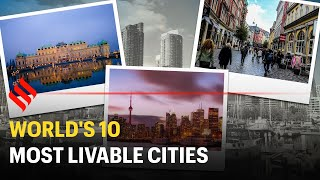 World's10 most livable cities in 2019    Global Livability Index