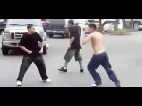 nortenos vs surenos fight
