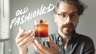 How I Make aฑ Old Fashioned | the ONE cocktail you must know
