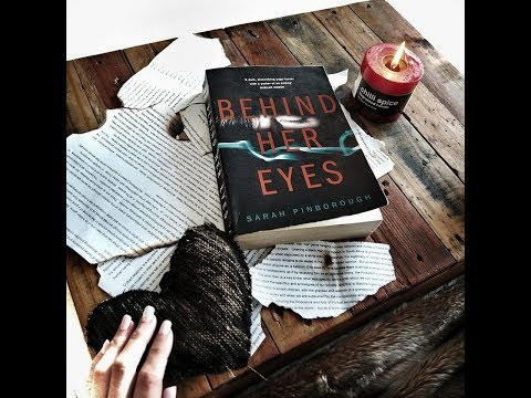 Book Review | Behind Her Eyes by Sarah Pinborough