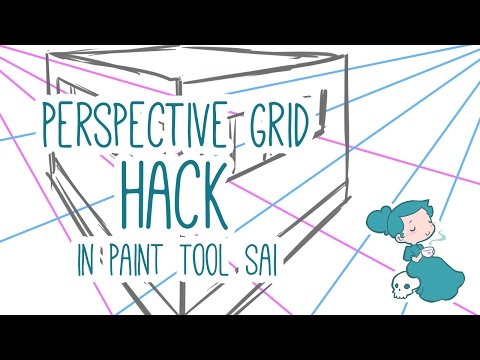 Paint Tool Sai Selection Perspective