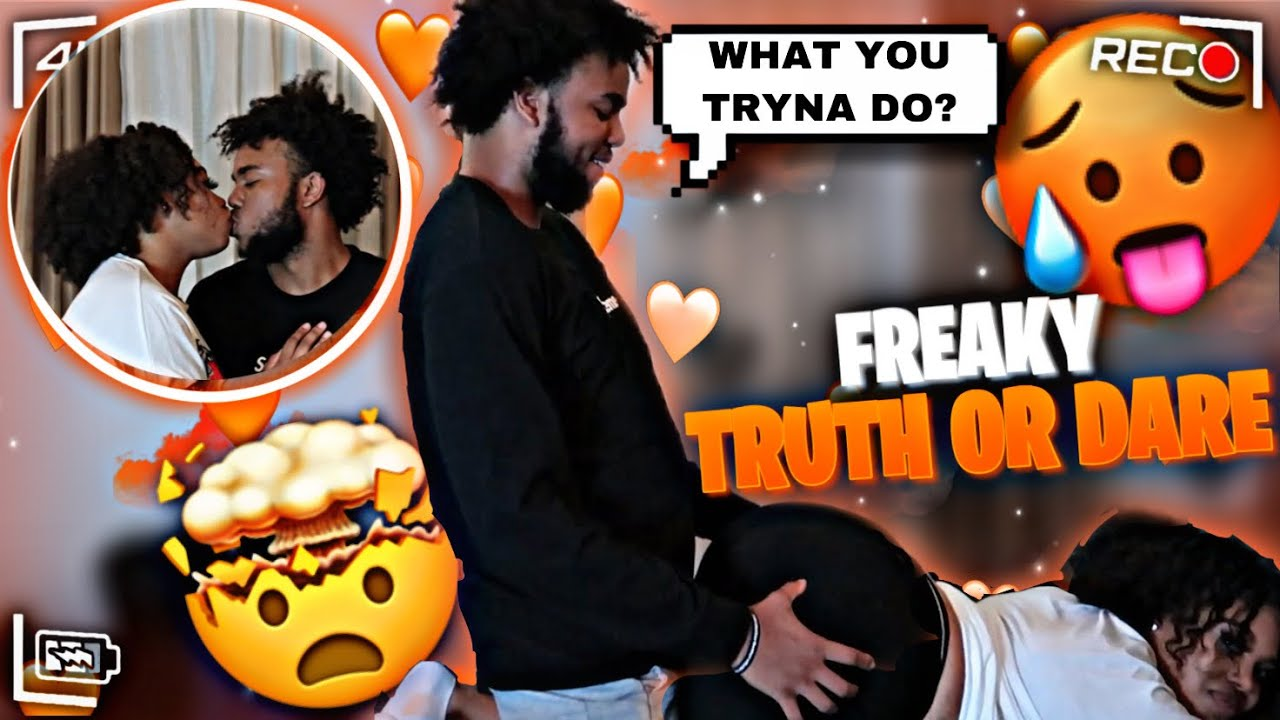 Download EXTREME DIRTY TRUTH OR DARE💦😈 w/gf🥵*Gets Real Freaky* (PART 2)