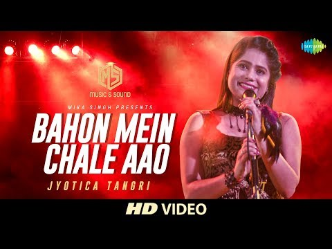 Bahon Mein Chale Aao | Jyotica Tangri | Cover Version | Old Is Gold | HD Video