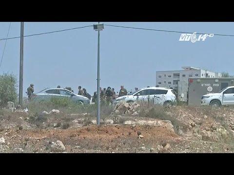 (VTC14)_Căng thẳng Israel và Palestine gia tăng