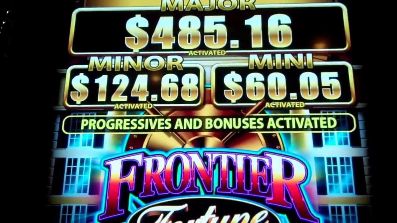 Frontier Fortune No Registration Slot