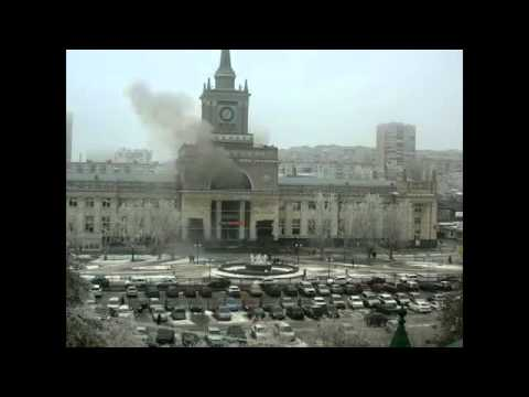Rusya  Volgograd -  Взрыв ЖД Вокзал Волгоград @ Mehmet Ali Arslan Haber News