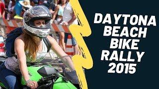 Hot Girls & Sexy Bikes - Daytona Bike Week