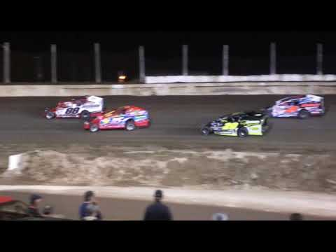 Mr Dirt Track USA Race @ Lebanon Valley Speedway on 9/1/18 (with sound) 🔊