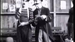 THE CHAMPION (1915) -- Charlie Chaplin, Edna Purviance