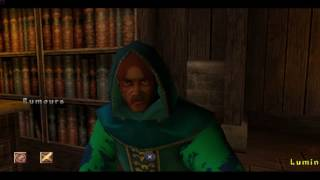 The Elder Scrolls Travels: Oblivion PSP cancelled demo gameplay