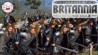 Total War Saga: Thrones of Britannia - Online Battle 3