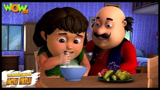 Motu Patlu New Episode  Hindi Cartoons For Kids  Don The Wolf Boy  Wow Kidz