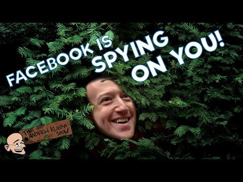 Facebook Spies on You and Censors Conservatives | The Andrew Klavan Show Ep. 494