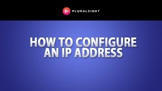 How to Configure an IP Address