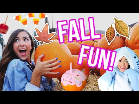 What To Do When You're Bored This Fall! Treats, Activities & More!