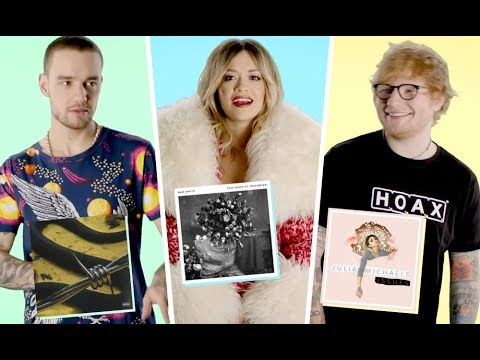 Pop Stars on... Songs Of 2017!