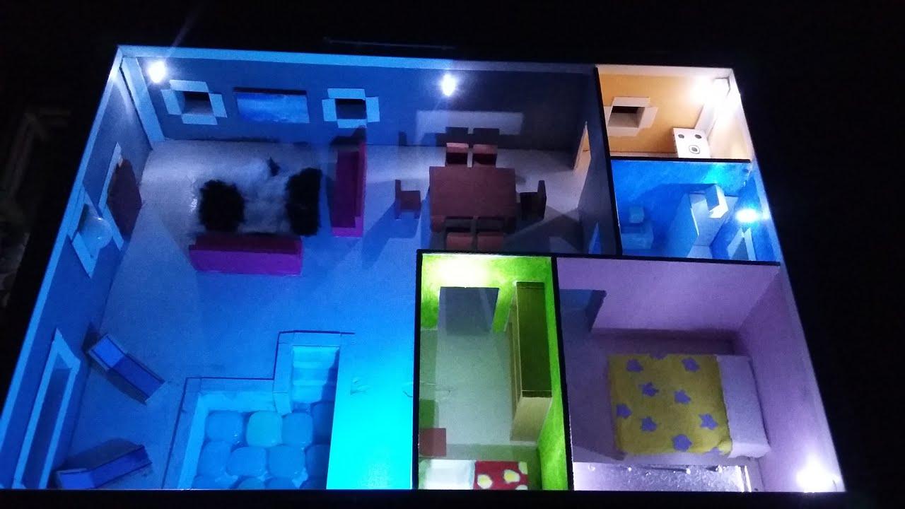 Funzionalit casa domotica ecosostenibile 4k video youtube for Domotica casa