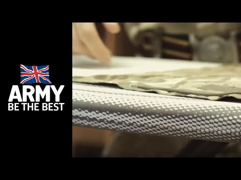 How to iron a shirt - Squared Away - Army Jobs
