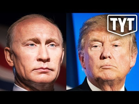 Is Trump Secretly Working With Putin?