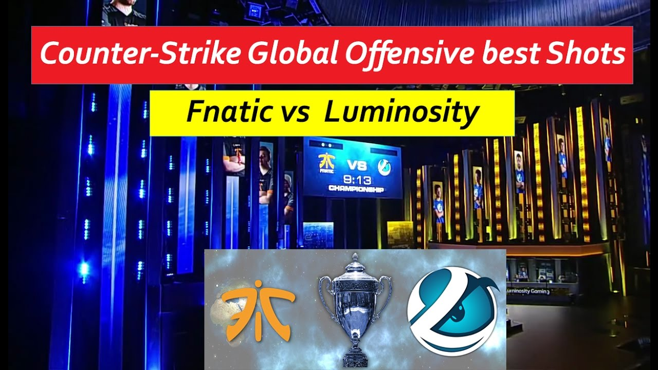 Luminosity Vs Fnatic