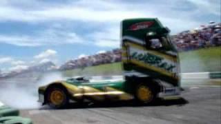 Fórmula Truck Show de Manobras Parte 2 de 2
