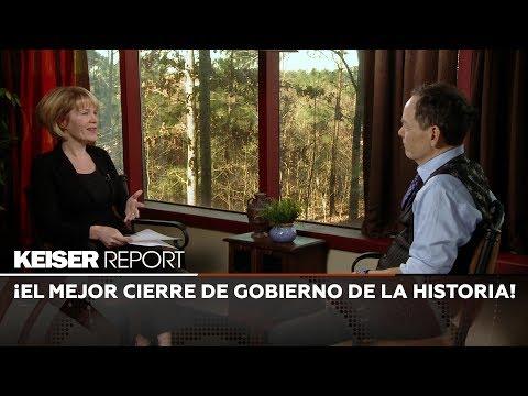 ¡El mejor cierre de Gobierno de la historia! - Keiser Report en Español (E1332)