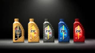 Линейка синтетических масел ZIC