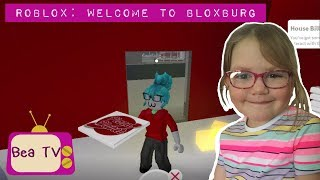 Roblox: Welcome to Bloxburg || Bea TV Gaming