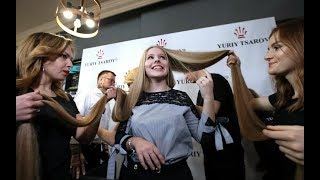 Download Video Girl with longest hair in Ukraine| CCTV English MP3 3GP MP4