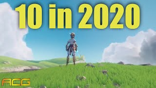 10 in 2020 - 10 Exciting Games To WATCH For Next Year