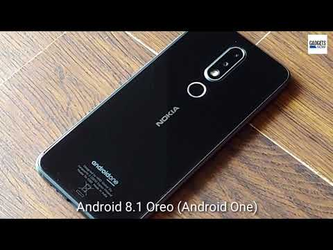 Nokia 6 1 Plus unboxing and first look