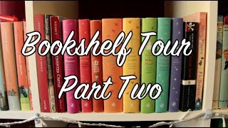 Bookshelf Tour Part Two: Children's Literature And Art